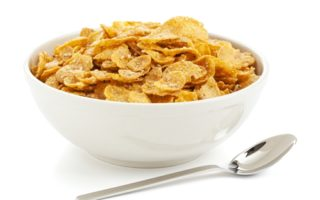 Breakfast cereals are one type of processed food.